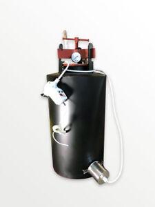 Autoklav Elektrisch Standart+ AKME 8 - Dampfsterilisator für 8 Gläser 0,5 Liter