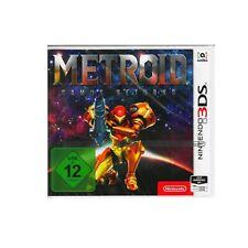 Metroid Prime: Samus Returns-Nintendo 3DS-New & Boxed-USK German Version