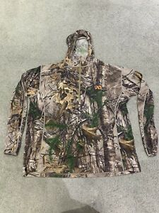 First Lite Real Tree Hooded Chama XL