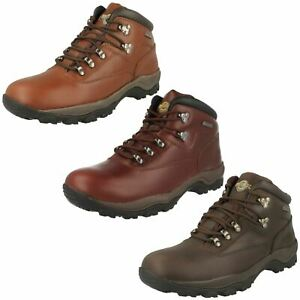 Mens Northwest Territory 'Inuvik' Leather Lace Up Boots