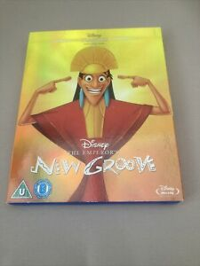 The Emperor's New Groove (Blu-ray, 2014) Pre Owned