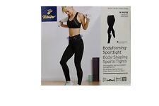 TCM Tchibo Damen Bodyforming Sporttight Tight Hose Sporthose Größe S 36 / 38