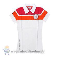 Porsche Design drivers Selection camiseta polo señora Weiss talla s