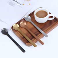 1Pc Stainless Steel Coffee Dessert Spoon Cat Paw Claw Spoon Stirring Spoon- FT