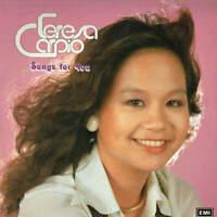 Teresa Carpio Songs For You LP VINYL EMI 1977