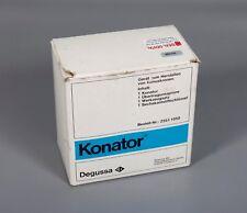 Degussa Konator, Konusuhr, ID1155