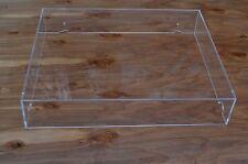 Thorens Haube TD 166 160 147 146  145 165 plexiglas Deckel Cover DUSTCOVER