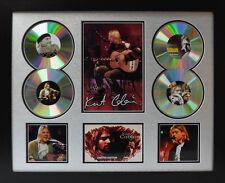 Kurt Cobain Signed Limited Edition Framed Memorabilia (s)
