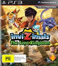Brand New Invizimals The Lost Kingdom Game For Sony PS3 !!!!!!
