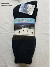 Winter Mens Thermal Rabbit Wool Socks 3 Pairs