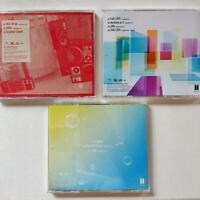 BTS 3 CD: Lights/Boy With Luv MIC Drop/DNA/Crystal Snow FAKE LOVE/Airplane pt.2