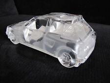 automobile Peugeot 205 turbo 16 en cristal
