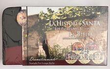 La Historia Santa Los Pasajes Mas Bellos de la Biblia Santa by Casscom Media...