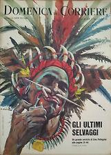 DOMENICA DEL CORRIERE. SETTIMANALE DEL CORRIERE. ANNO 68-N.36 - 4 SETTEMBRE 1966
