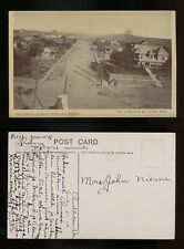 1912 Birds-Eye View Pendelton OR Beautiful Homes Sprouse & Son