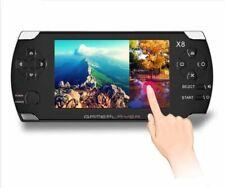 Consola juegos pantalla tactil  Mp5 Game player console touch Screen 8GB 64 Bits