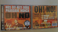 Mos Def,Nate Dogg,Pharoahe Monch/Oh No Lyricist lounge vol.2 2000 3 Tracks /MCD