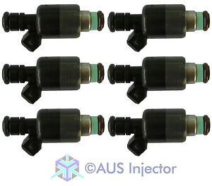 [10655-6] Set of 6 Replacement Fuel Injector Buick Chevrolet Oldsmobile Pontiac