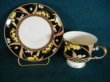 Mikasa Spring Fantasy Onyx A6705 Cup and Saucer Set(s)