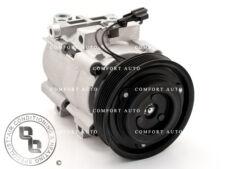 New AC A/C Compressor With Clutch Air Conditioning Pump 1 Year Warranty