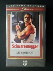 Schwarzenegger LE CONTRAT VHS 1989 Très  bon  état