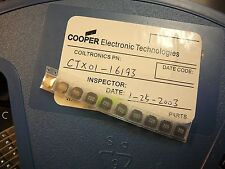 COOPER CTX01-16173 TRANSFORMER **NEW** 10/PKG