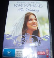 Keeping Up with The Kardashians The Wedding Khloe & Lamar (Aust Reg 4) DVD – New
