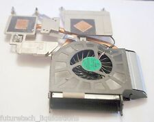 HP DV6 DV6Z CPU HEATSINK & FAN ASSEMBLY 3-PIN - 532141-001