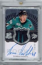 13-14 UD The Cup  Tomas Hertl  /99