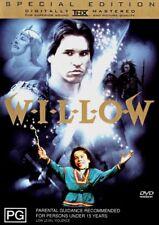 WILLOW DVD R4 VAL KILMER ***