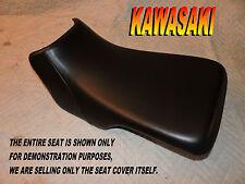Kawasaki Bayou 300 1986-04 New seat cover KLF300 KLF 2X4 KLF300B A B Black 916b