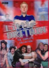 Little Britain-Complete Collection - 7 Disc DVD Boxset (3D cover) REGION 4 - NEW