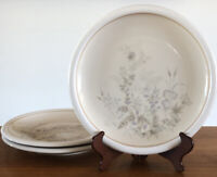 "VTG Epoch Stoneware Meadow Glen Dinner Plate (3pc) 10.5"" E2001 Replacement RARE"