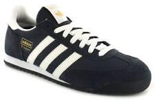Zapatillas deportivas de hombre azules de piel, talla 41