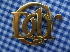 VINTAGE CHRISTIAN DIOR PARFUMS BROOCH