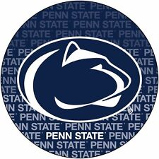 "PENN STATE 4"" REPEAT DESIGN DECAL-PENN STATE DECAL STICKER-NEW FOR 2016!"