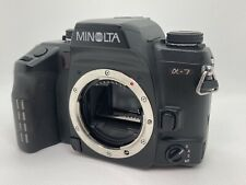 Minolta α-7 a-7 SLR 35mm Film Camera Body for A Mount Film Camera [Exc+++] #8
