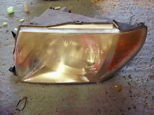 Mitsubishi Shogun Pinin 2003 Headlight Passenger Side Left