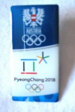 Pyeongchang 2018 Olympic Team Pin: Austria