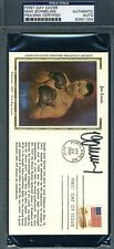 Max Schmeling Signed Psa/Dna Fdc Authentic Autograph