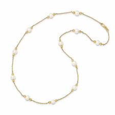 Fine Pearl Necklaces & Pendants