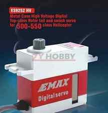 1 Pcs ES9252HV Digital Rotor tail Swash Servo  5.0kg/7.0kg.cm Stall Torque  EMAX