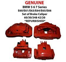 BMW 5 6 7 Series E60/E63/E65Set of Brake Caliper 60/30/348 42/20 UPGRADE