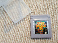 Original Gameboy Games: Robocop / Double Dragon 2.
