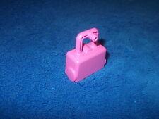 Lego Duplo Eisenbahn Koffer für Personenwaggon aus Intelli 3327 Pink Waggon