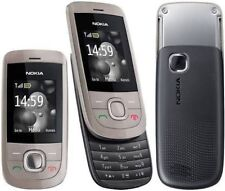 Nokia 2220 Slide Phone With Accessories - Mixed Colours