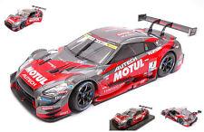 Nissan Gt-r #1 Winner Fuji Gt500 2016 T. Matsuda / R. Quintarelli 1:18 Model