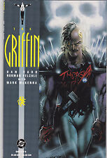 The Griffin #2 Fn/Vf Tpb (1991) Copper Age Dc Comics