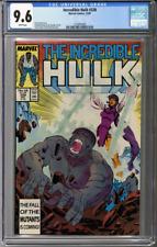 Incredible Hulk #338  CGC 9.6