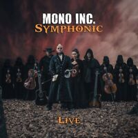 MONO INC. - SYMPHONIC LIVE LIMITED   2 CD+DVD NEU